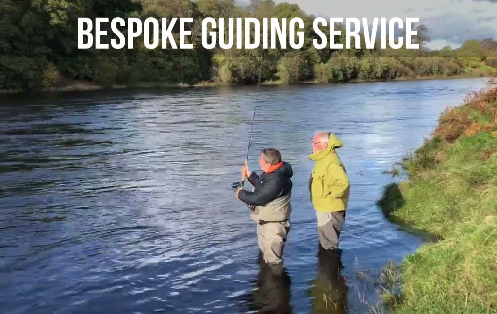 Salmon Fishing Guide Fort William