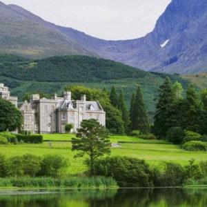 Inverlochy Castle Fort William Scotland
